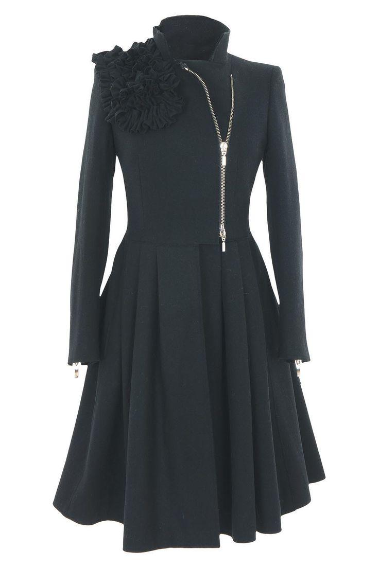 Abito nero - collezione invernale Tonello donna