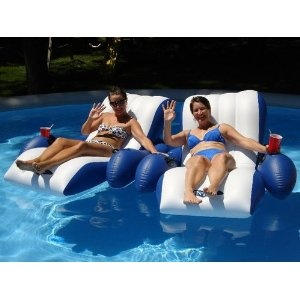 Intex Floating Recliner LoungeRecliners Lounges, Swimming Pools Parties, Gift Ideas, Fathers Day Gift, Pools Toys, Intex Floating, Chairs Floaters, Floating Recliners, Floaters Lounges