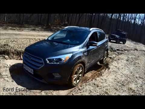 Offroad 2019 Ford Escape Kuga Suvdrive Com Four Wheel Drive