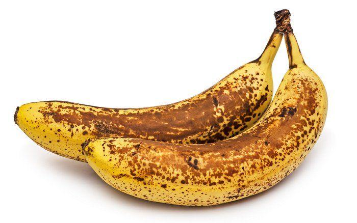 ¿Conoces los beneficios de comer bananas maduras? - Saludable.Guru