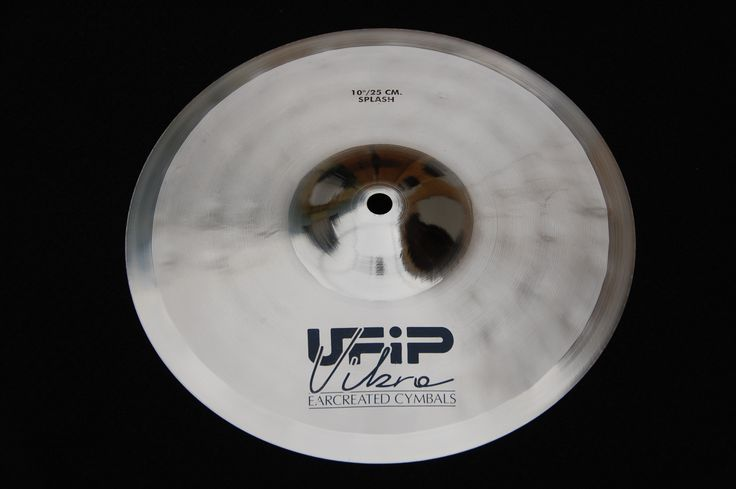 New UFIP Vibra Series splash 10""