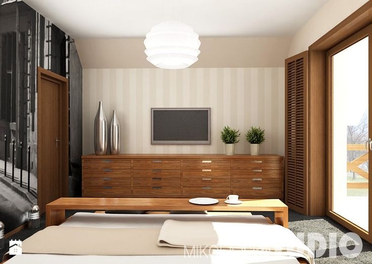 Sypialnia w stylu kolonialnym - zdjęcie od MIKOŁAJSKAstudio - Sypialnia - Styl Kolonialny - MIKOŁAJSKAstudio
