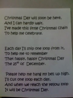 @Holly Higgins-if you plan to make an advent chain with your kids