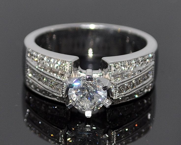 123 best thick wedding rings images on Pinterest   Rings, Wedding ...