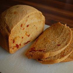 Foto recept: Italiaans brood uit de broodbakmachine