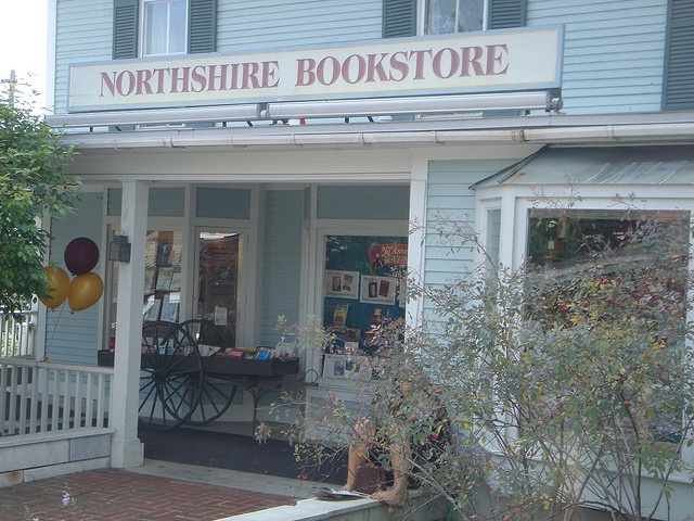 Best bookstore ever. In Manchester, VT