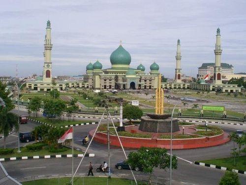 Masjid di Pekanbaru, Riau