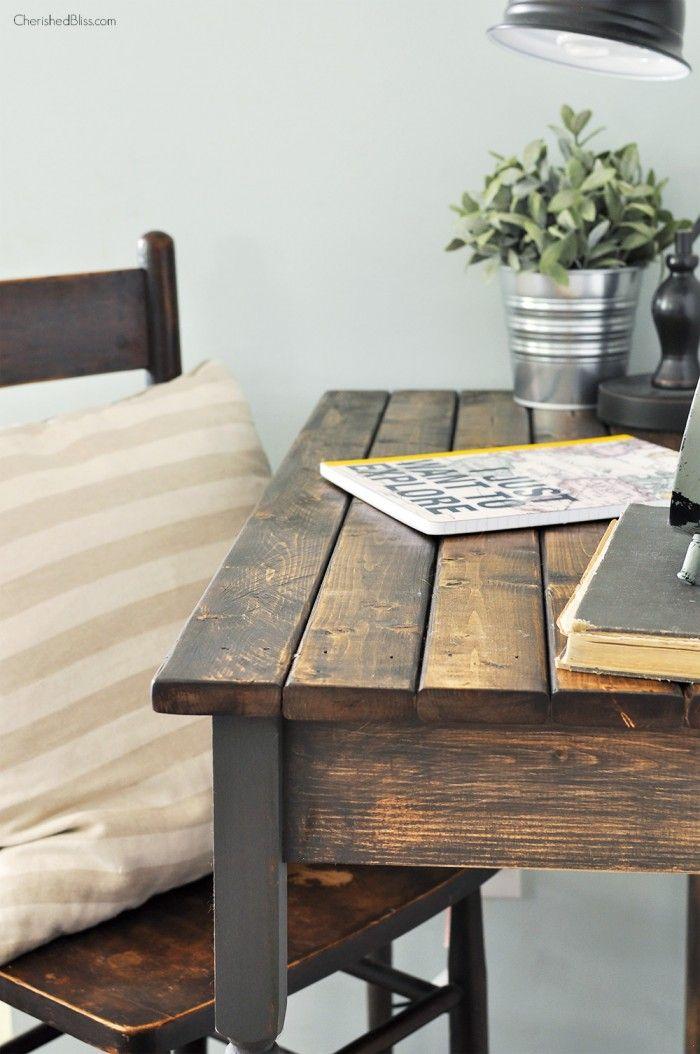 1000 Ideas About Farmhouse Desk On Pinterest Desks