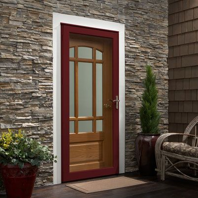 how to open andersen french doors