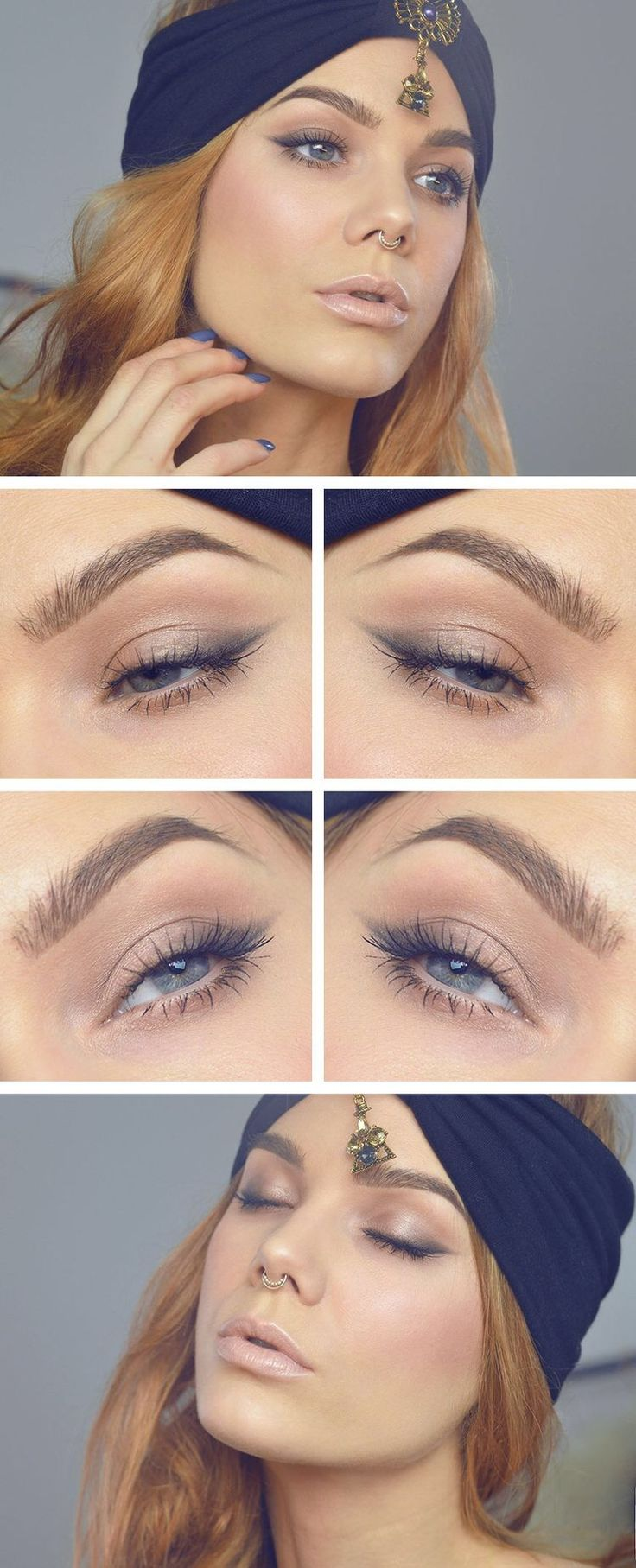 best feminas images on pinterest makeup hairstyles and make up
