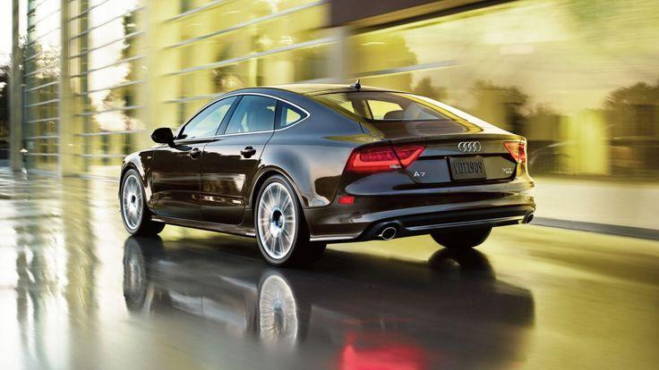 2014 Audi A7 Sedan: quattro® - Price - Specs | Audi USA