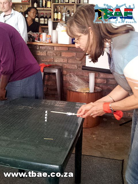 Sandak Lewis Trust Minute To Win It Team Building Sea Point