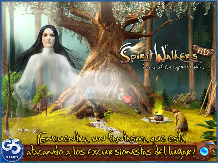 Spirit Walkers: La maldición de la bruja del ciprés (Full), juego de objetos ocultos, gratis por tiempo limitado.