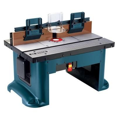 Bosch Benchtop Router Table-RA1181 at The Home Depot