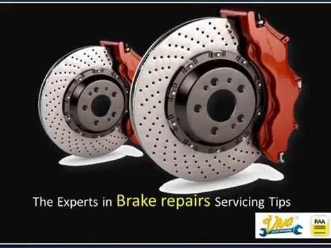 The Experts in Brake repairs Servicing Tips - YouTube-Viva Auto Repairs