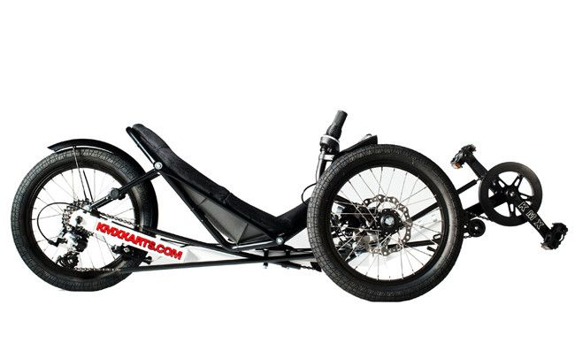 KMX Kompact R Trike For Small Riders-Buy Online-Super Scooter Store
