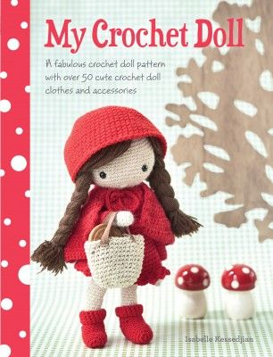 My Crochet Doll with FREE PDF eBook
