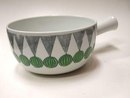 Arabia Finland Herkku Sauce Bowl 1950s RARE | eBay