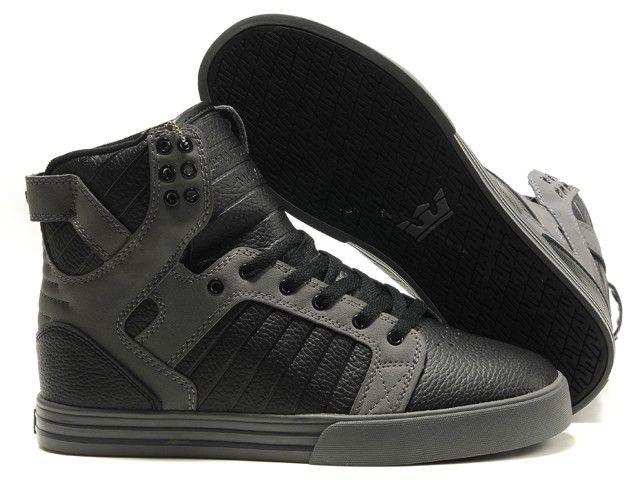 Find Supra Skytop Black Grey Bump Men's Shoes Top Deals online or in  Pumacreeper. Shop Top Brands and the latest styles Supra Skytop Black Grey  Bump Men's ...