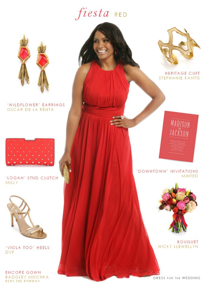 63 best night wedding guest images on pinterest for Red wedding guest dresses