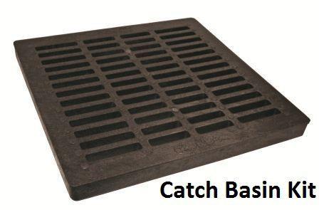 Catch Basin Round Grate