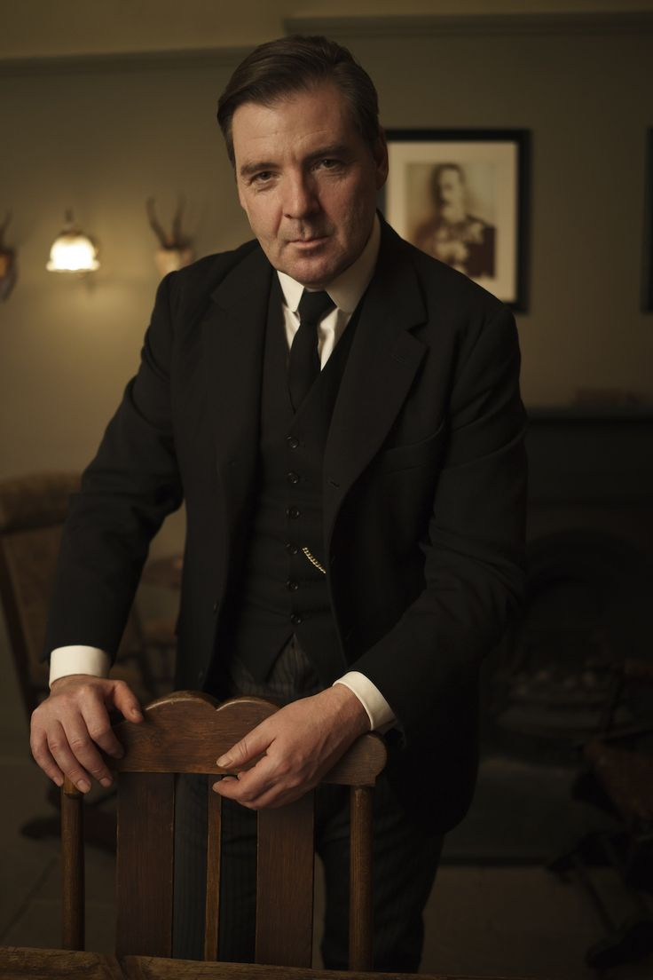 John Bates, Valet and former prisoner. Bates is enjoying freedom in the cottage he shares with his devoted wife Anna, but how far is he prepared to go to defend their happiness? His hard won sense of justice sees him help Molesley in his time of need; and both their allegiances to the Crawleys, in defence of their reputation, are put to the test. Played by Brendan Coyle.