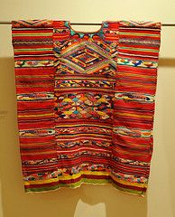 This Beautiful Traditional Huipil Comes From San Felipe Usila A Chinantec Community Located In The Mexican TextilesThe