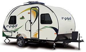 Forest River rpod - also comes as a hybrid/tent version
