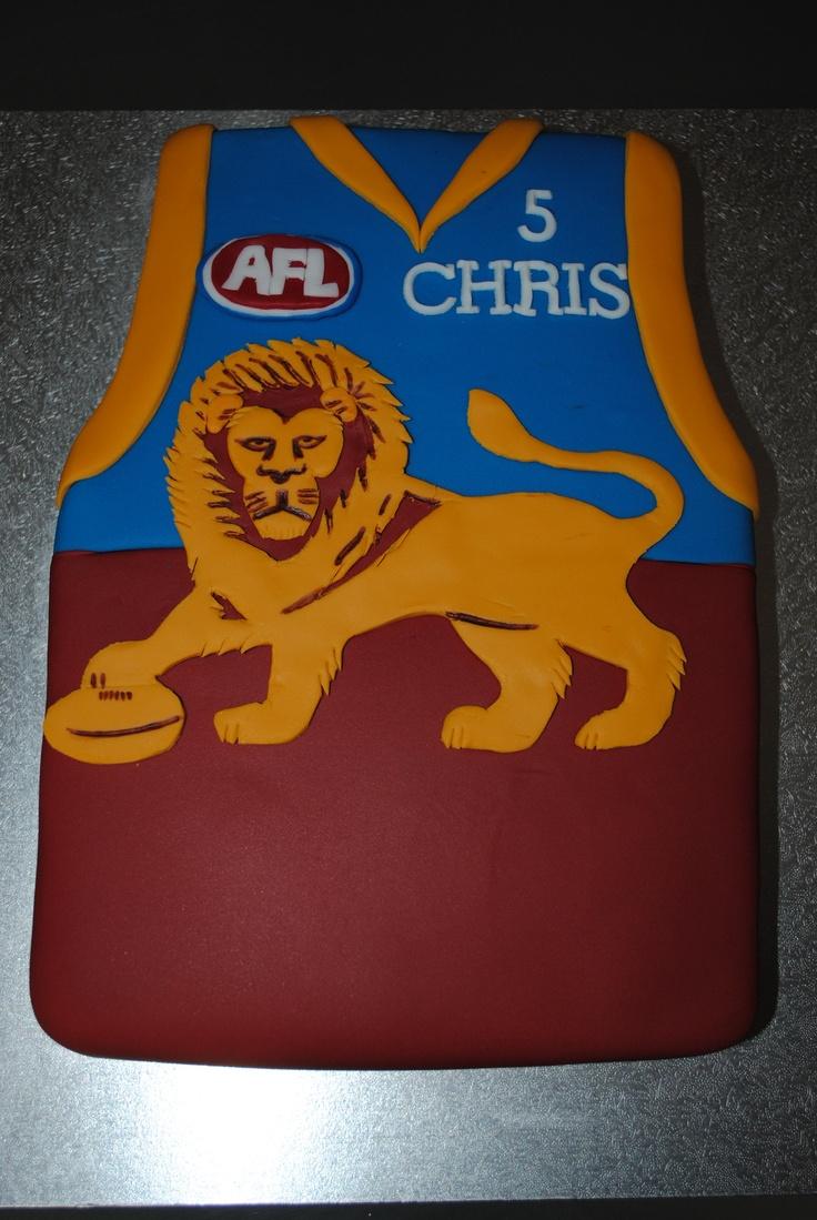 Brisbane Lions Jersey