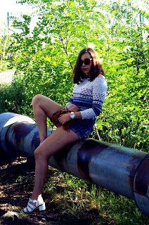 NathalieeHerman Blog: Wracam!          bluzka : stradivarius  spodenki...