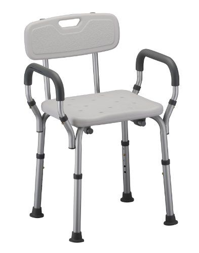Nova Medical Products Deluxe Bath Seat With Back & Arms, 2015 Amazon Top Rated Bathroom Safety, Aids & Accessories #HealthandBeauty