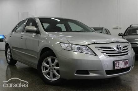 2008 Toyota Camry Altise Auto