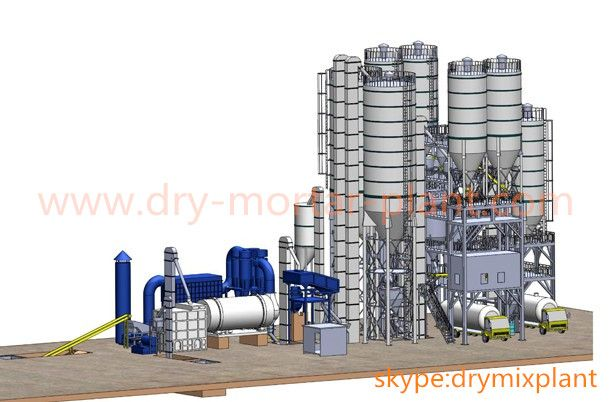 BH Mortar Industrial Co., Ltd, with more than 20 years development in mortar industries, believe service is the key connection between company and client, we committed to quality as the essential, and pursue efficient service. Now we are becoming a comprehensive supplier of turnkey dry mix plant, construction mixture blender, with rich design and installation experience.  Email: info@dry-mortar-plant.com Web: www.dry-mortar-plant.com Tel: 0086 371 5678 9996  Skype: drymixplant