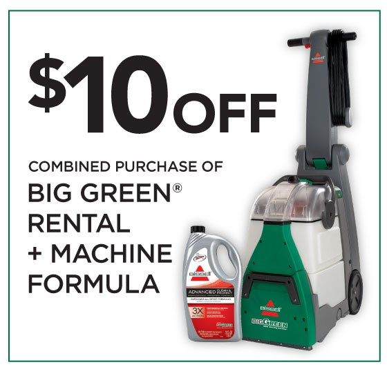 Awesome BISSELL Big Green Vs. The Rug Doctor   Which Carpet Cleaner Is Better? + A  Giveaway