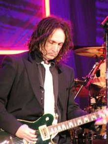 Mike Campbell, one of my favorite guitarists -- without him, there is no Tom Petty