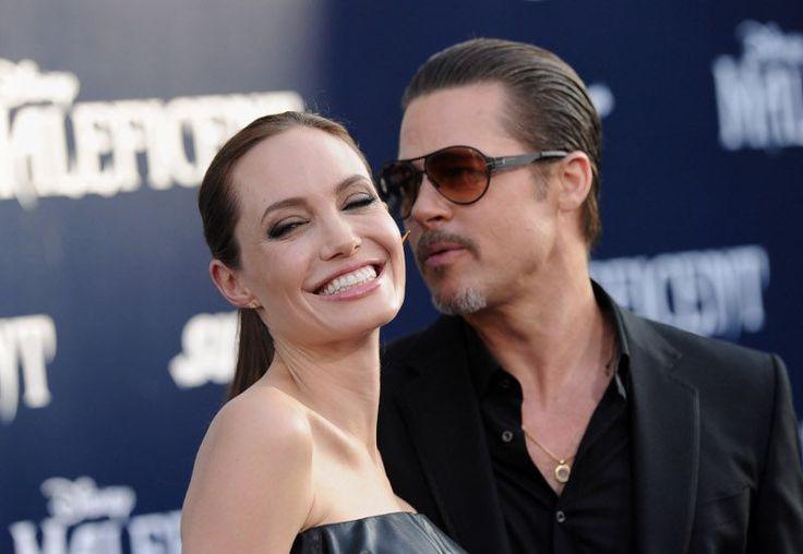 Il divorzio della coppia più famosa di Hollywood colpa di una terza incomoda.
