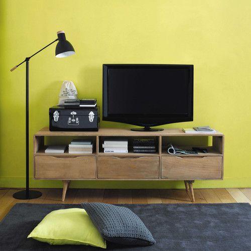 1000 id es sur le th me tv lowboard sur pinterest tv - Lampadaire maison du monde ...