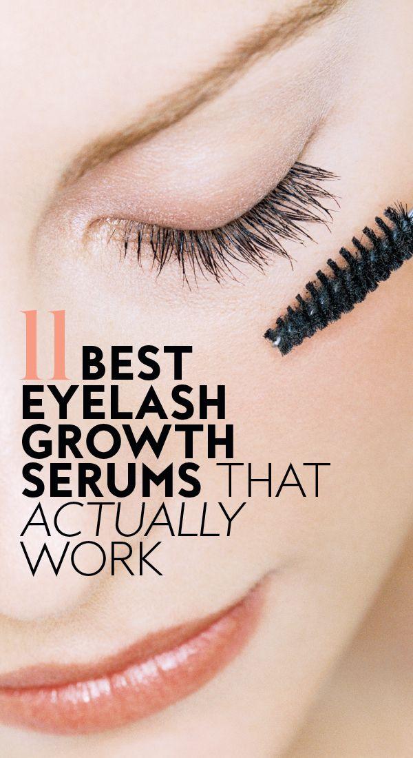 The 11 Best Eyelash Growth Serums On The Market In 2020 Best Eyelash Growth Serum Best Eyelash Growth Growth Serum