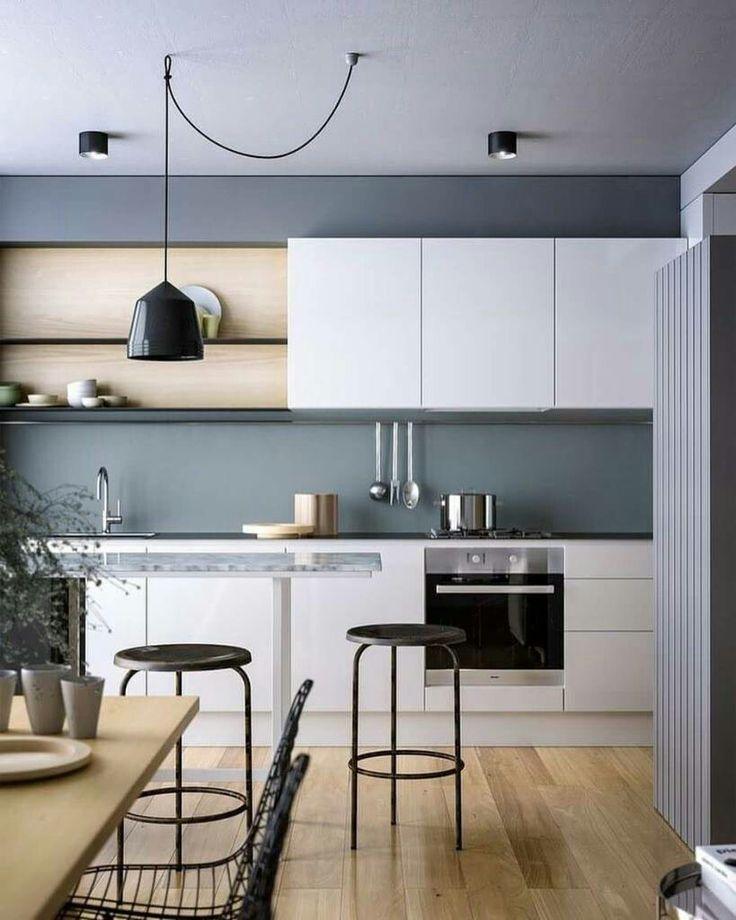 Mejores 179 imágenes de Kitchens en Pinterest | Cocinas, Cocinas ...