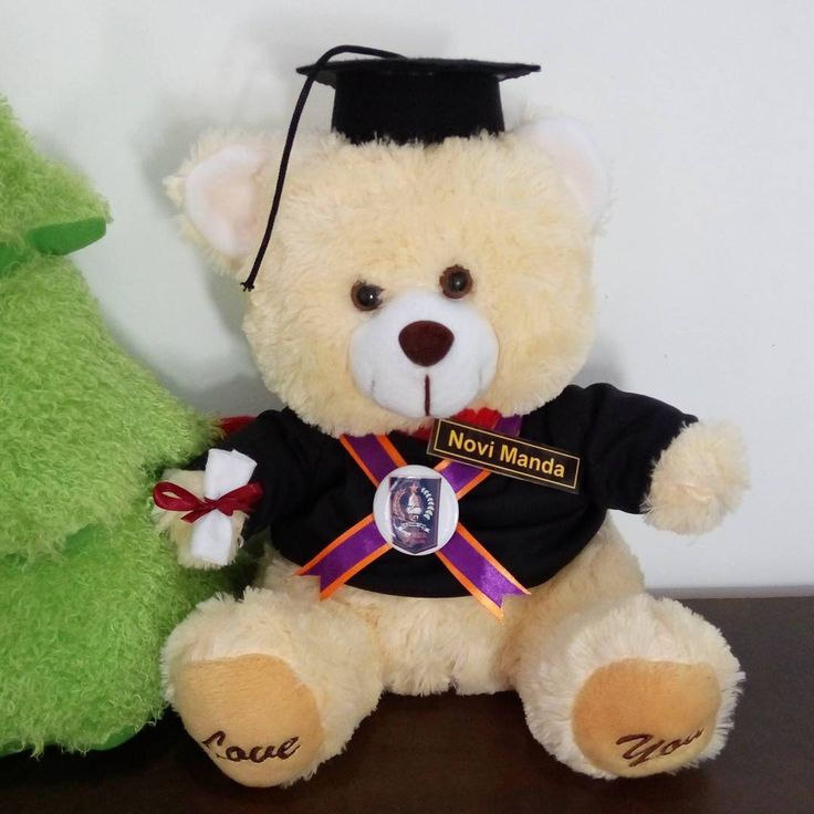 Boneka Wisuda Bear Love You   Produk baru nih. Bear cream ukuran L. Grab it fast. Stok terbatas  #kadowisuda #bonekawisuda #hadiahwisuda #ugm #wisudaugm #wisudauny #wisuda #kadounik #graduation