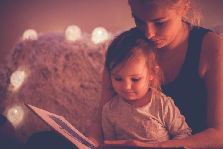 www.optymistycznie.eu cottonballs zabawy wyciszające książki czytanie mama i córka love mum and daughter blog