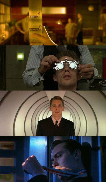 Gattaca, 1997. Terribly underrated movie.