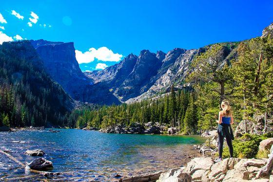 2016 Share the Experience weekly winner - Rocky Mountain National Park photo by Abi Gordon #sharetheexperience