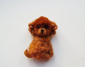 Miniatuur Shih Tzu aangepaste huisdier portret Shih door AmiraliFelt