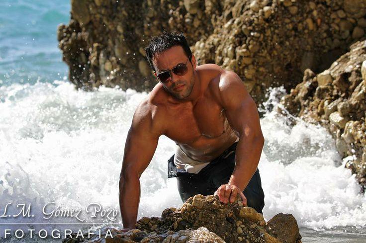 Sergy boys reconocido uno de los mas veteranos y profesionales stripper de Málaga