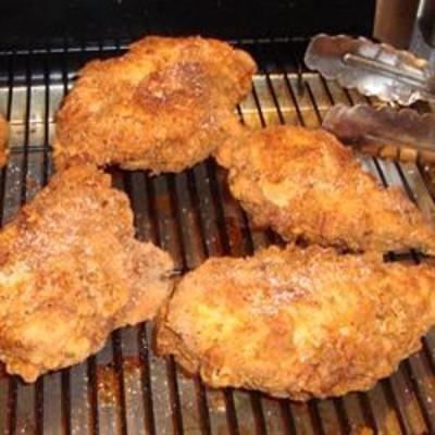 Tender Pan-Fried Chicken Breasts: Chicken Recipes, Recipes Food, Chicken Breasts, Baking Chicken, Food Cooking, Tenders Pan Fries, Pan Fries Chicken, Breast Recipes, Cooking Tenders