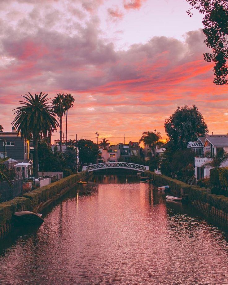 Venice Canals Historic District by @debodoes by CaliforniaFeelings.com california cali LA CA SF SanDiego