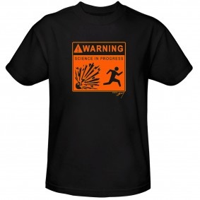 267 best mythbusters images on pinterest science fair projects mythbusters torys warning t shirt black malvernweather Gallery