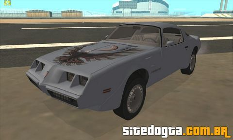 Pontiac Firebird Trans Am Turbo 4.9 1980 para GTA San Andreas
