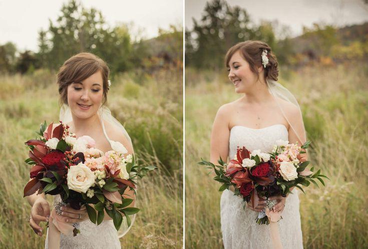 Craigleith Ski Club Bride  http://www.tiedphotography.com  #bluemountainwedding #collingwoodwedding